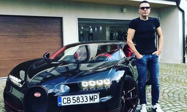 Скорост в кръвта: Български бизнесмен – горд собственик на Bugatti