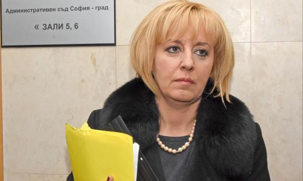 Манолова: Всеки трябва да може да атакува решенията на КЕВР!