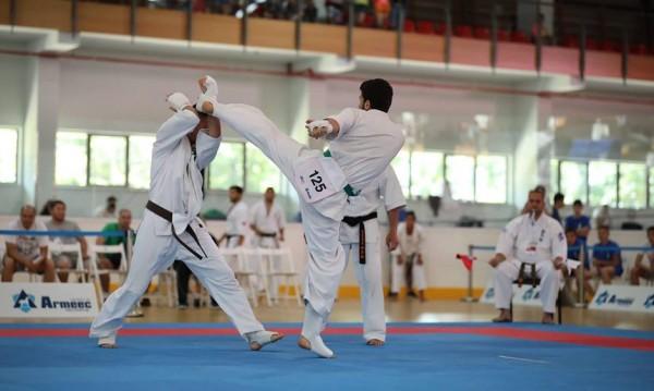 Четири шампионски титли спечелиха каратистите от БККФ във Варна
