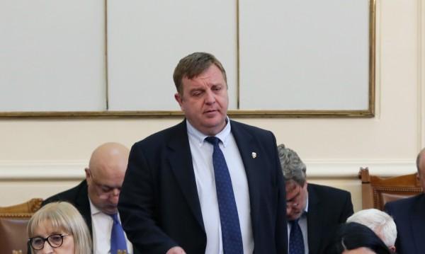 Каракачанов: Българският народ може да разчита на армията!