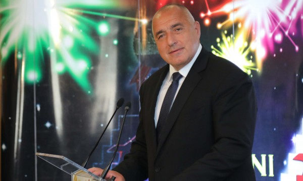 """Борисов за транспортния проект: """"Печатница за пари"""""""