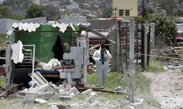 24 загинаха при взривове във фабрика за фойерверки в Мексико