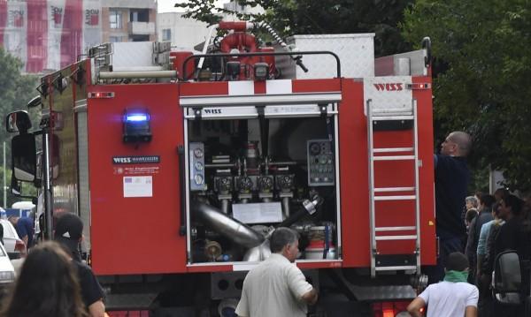 При ремонти: Изтичане на газ в Пловдив, опасност няма