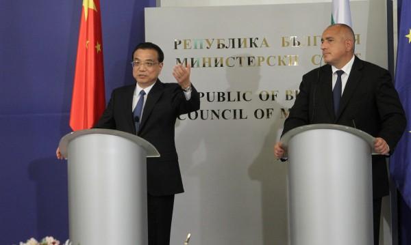 """Китай ни помага за """"Белене"""". Борисов: Магистралите им са платени!"""
