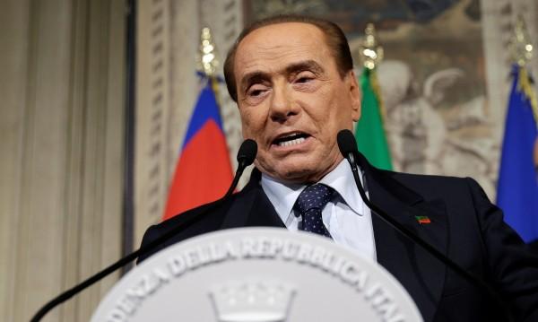 Силвио Берлускони - кандидат за евродепутат догодина