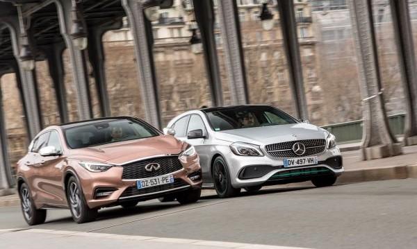 Nissan се отказа от съвместен модел с Mercedes