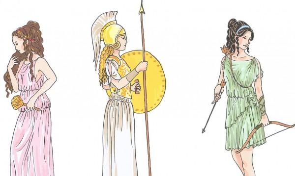 Овен го пази Арес, Телец - Афродита: Кое е вашето божество?