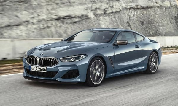 BMW 8-Series влиза в серийно производство