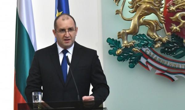 Радев: Уважавам избора на турския народ и очаквам същото