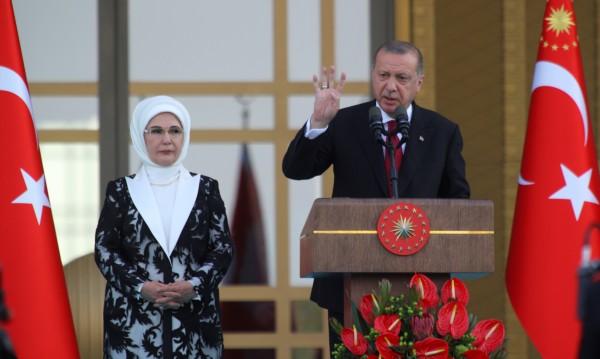 Ердоган: Поставяме началото на нов етап в турската история!