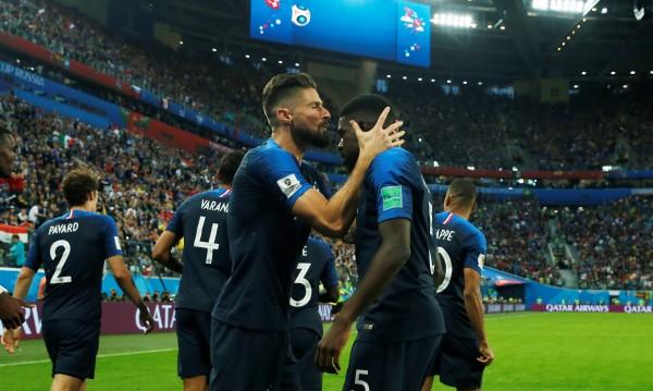 Франция излъга Белгия в голямото дерби и е на крачка от световната титла