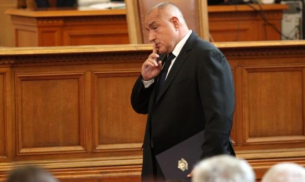 Борисов пред НС в петък, ще отчете европредседателството