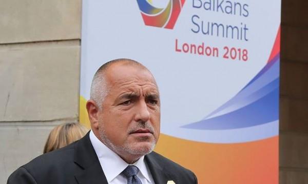 Борисов: В ЕС разбират, че ако не дойдат те, ще дойдат други