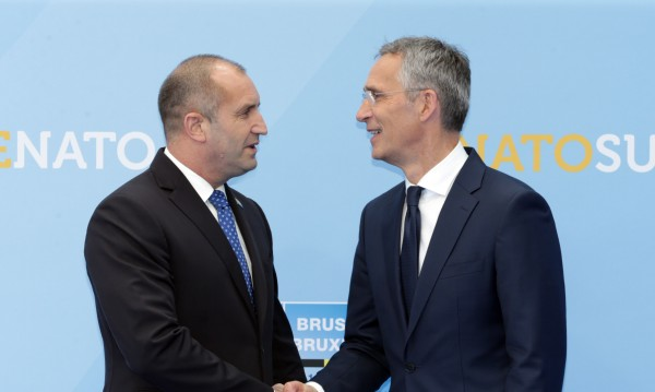 Президентът: НАТО не е борса за сигурност, а съюз на суверенни държави