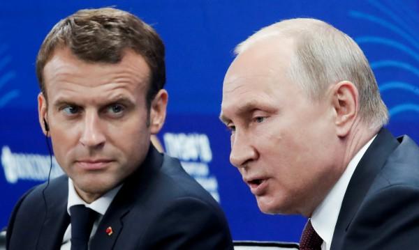 Световно и политика: Макрон ще се срещне с Путин на финала