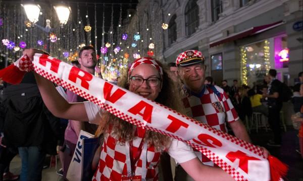 Хърватия е 13-ият отбор, класирал се на финал на световно