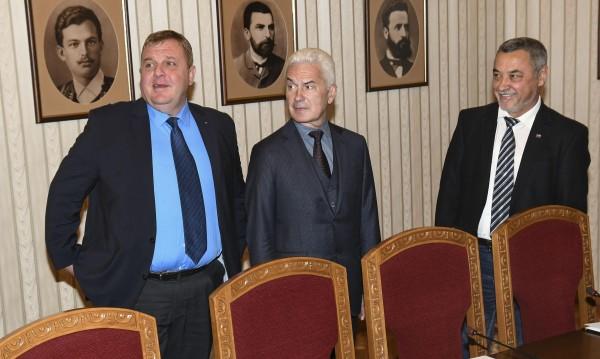 Послушни и непослушни партньори! Борисов 3 като Борисов 2?