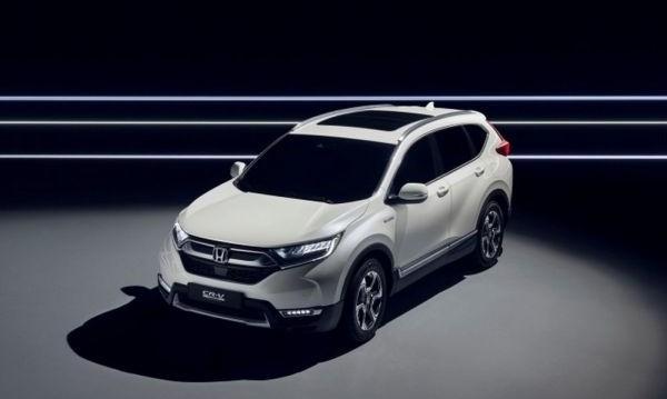 Новата Honda CR-V настъпва и в Европа