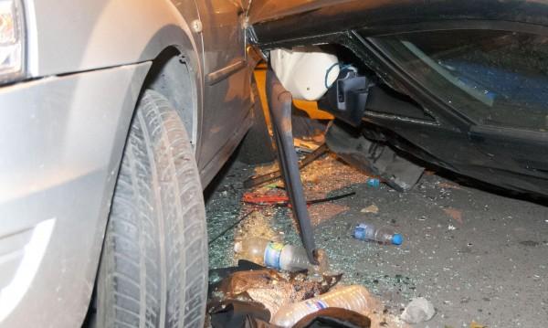"""За ден: Четири катастрофи на """"Тракия"""", петима в болница"""