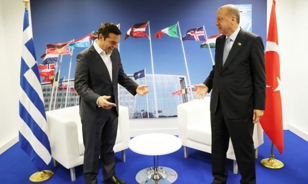 Ципрас и Ердоган: По-малко напрежение в Егейско море!