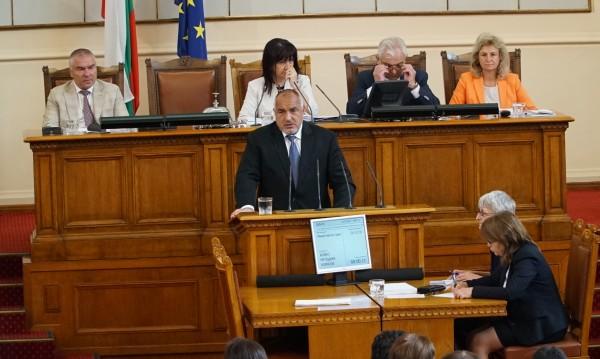 Борисов видя нов проблем: Не в нелегалните, а в легалните мигранти!