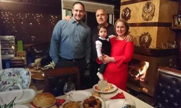 Вторият внук на Борисов ще носи името Иван