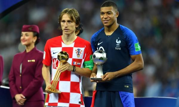 Утешителна награда: Модрич – най-добър футболист!