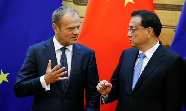 Туск към Китай, Русия и САЩ: Без търговски войни!