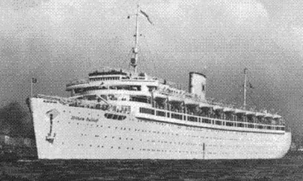 Кораб на смъртта – най-голямата морска трагедия в историята