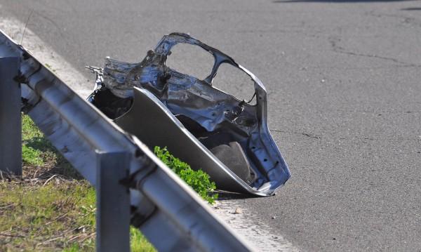 """Катастрофа на """"Тракия"""": Колата там, шофьорът... го няма"""