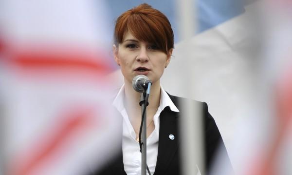 Руската шпионка с афинитет към оръжията: Коя е Мария Бутина?