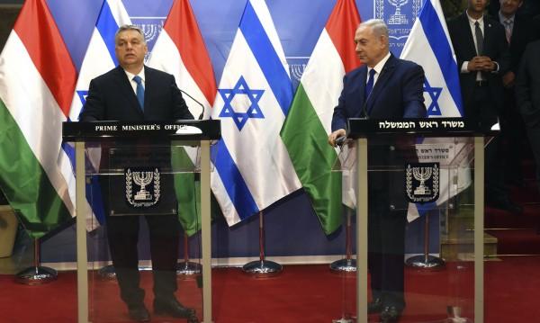 Орбан: Унгария е рамо до рамо с Израел срещу антисемитизма