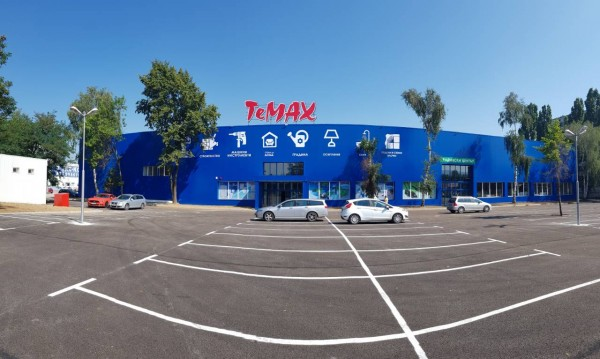TeMax отвори най-големия си магазин в София