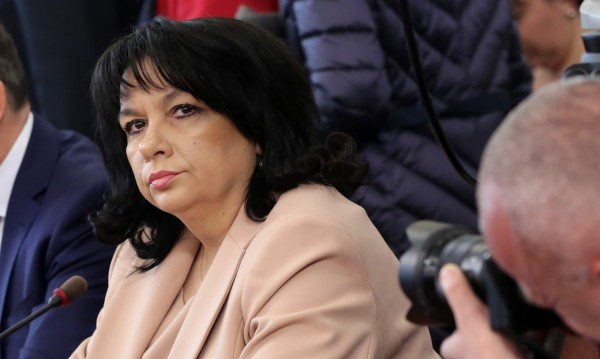 ГЕРБ не води спор с президента, отсече Теменужка Петкова