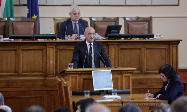 НС реши: Новият шеф на Касата е проф. Дечо Дечев
