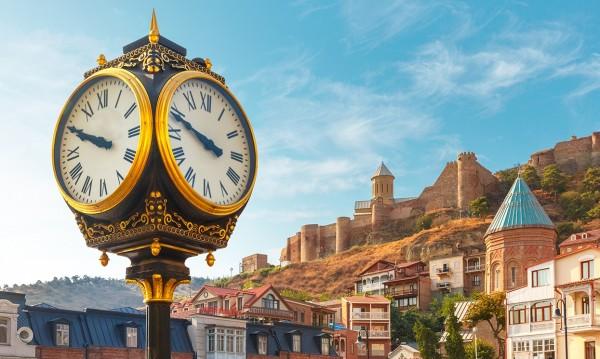 Тбилиси е вече по-близо – с полет от България Ер