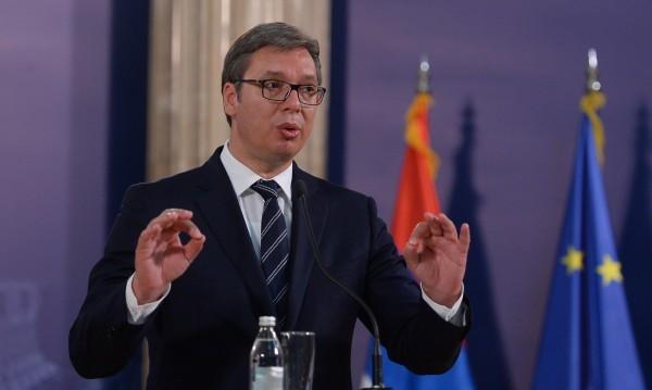 Вучич: Трудно, но ще постигнем реми с Косово!