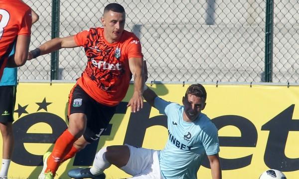 Първа лига се завърна с драма: Витоша обърна Дунав