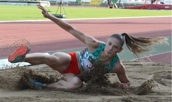 Габи Петрова спечели сребро от Балканиада в Стара Загора