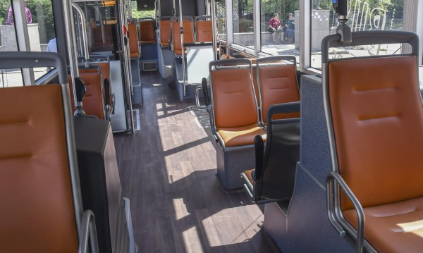 10 реновирани автобуса ще ни возят до Витоша