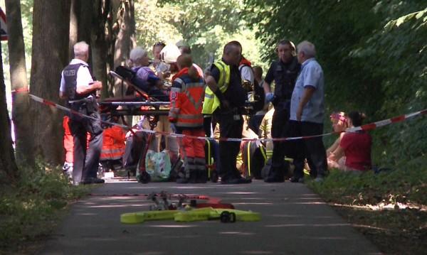 Нападателят от Любек – с обвинение за опит за убийство