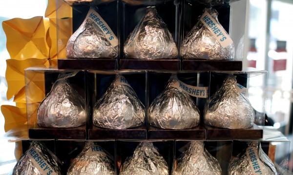 Шоколади, бонбони и... по-мръсна околна среда