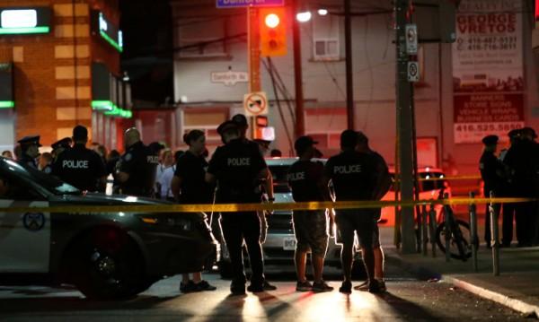 Стрелба в Торонто, ранени са девет души