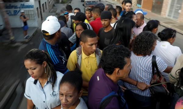 Кризата във Венецуела върви към милион процента