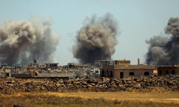 Самоубийствен атентат в Сирия взе 38 жертви