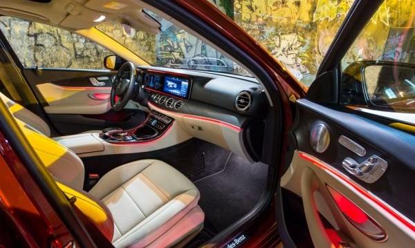 Котка нанесе щети за 20 000 евро на Mercedes Benz E-Class