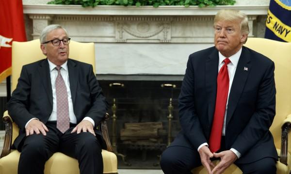 Юнкер: ЕС и САЩ не са неприятели, а съюзници