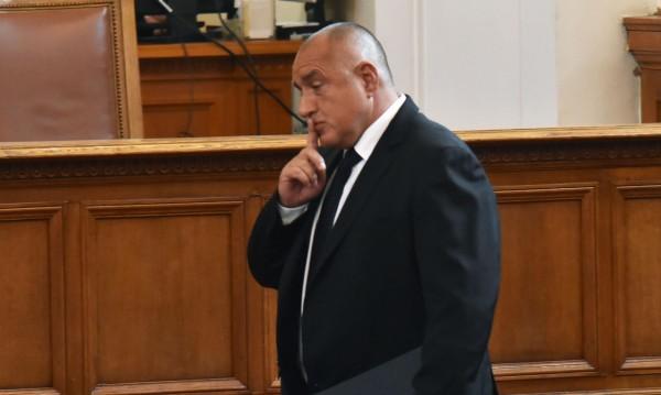 Борисов взе нещата в свои ръце - привика Сидеров и Симеонов в МС