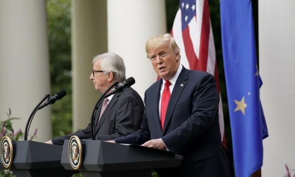 Търговската война САЩ срещу ЕС – зад гърба ни?