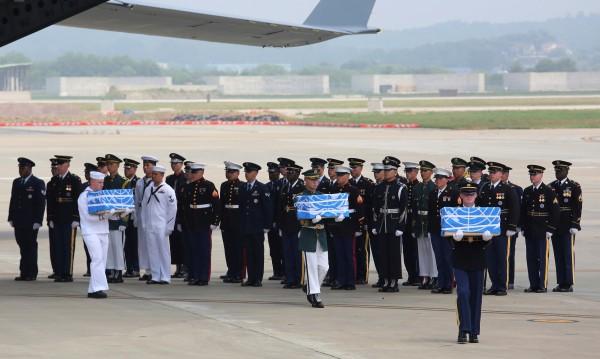 Северна Корея връща останките на американски войници